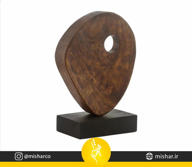 تندیس چوبی مفهومی